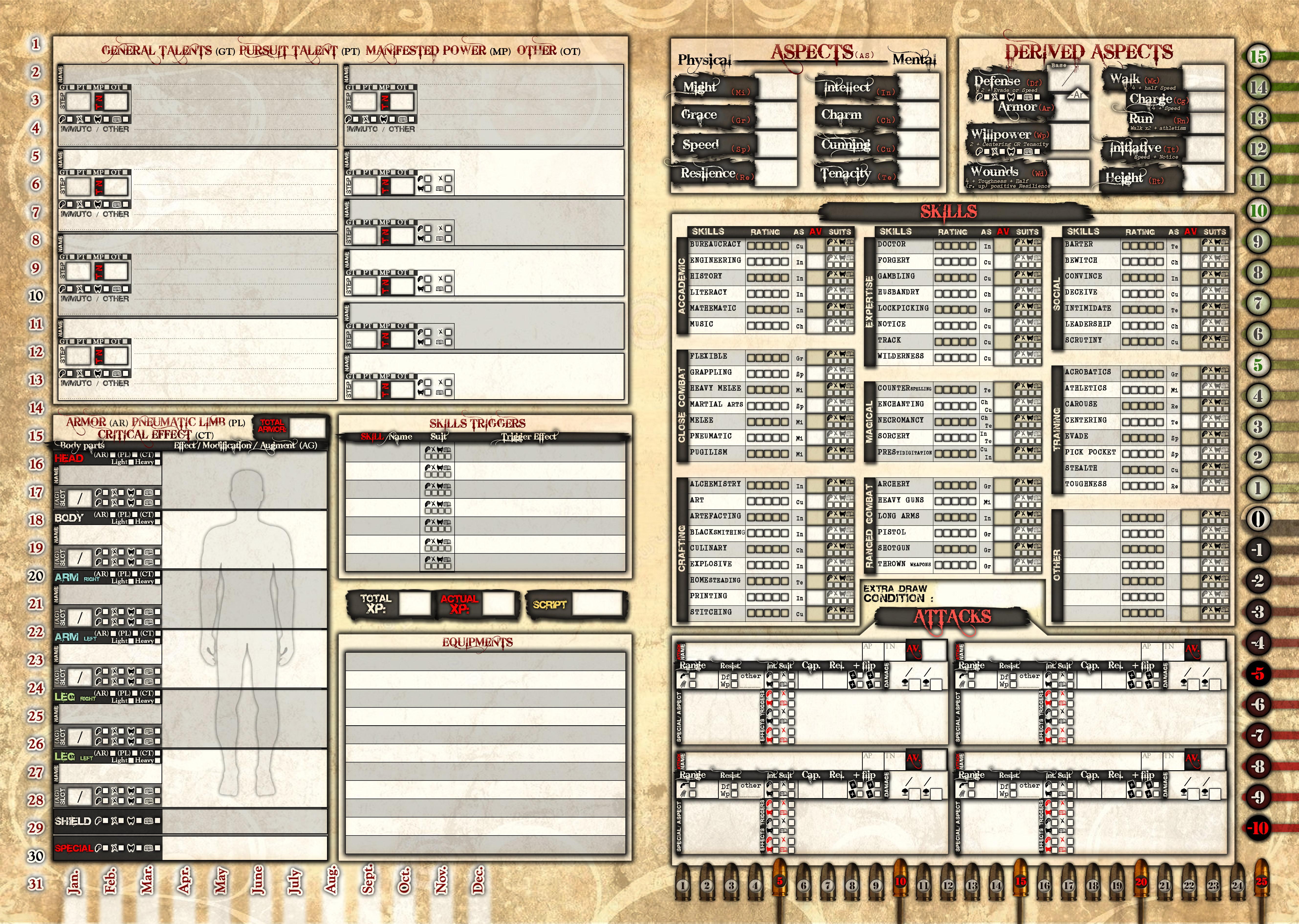 Malifaux-2-second-ed-char-sheet-A3-dual-